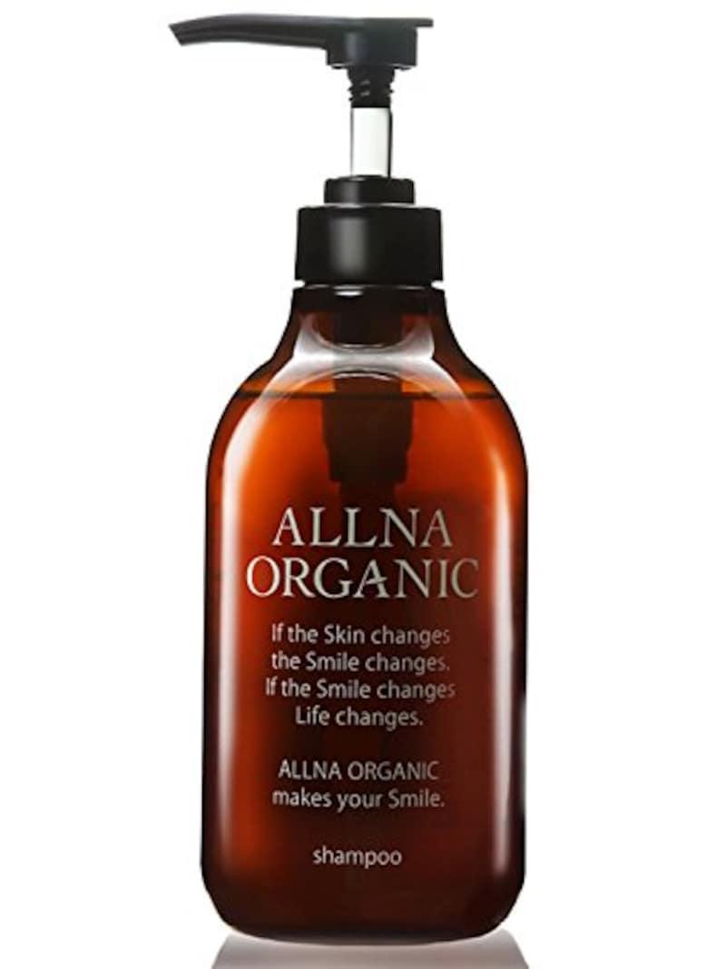 ALLNA ORGANIC(オルナオーガニック),ノンシリコンシャンプー,OR-shampoo-oya1