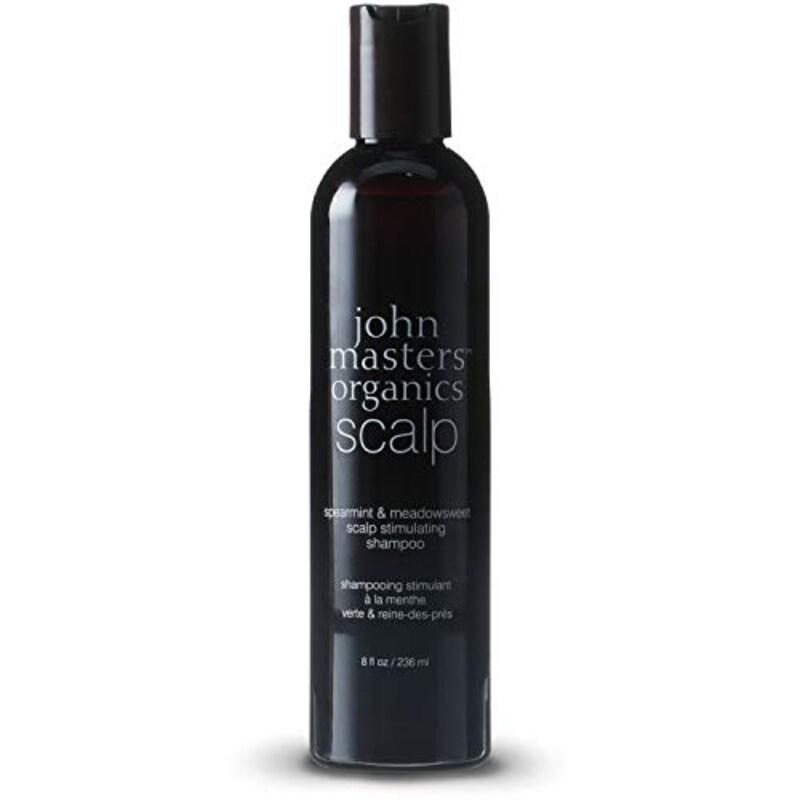 john masters organics(ジョンマスターオーガニック),スペアミント&メドウスイートスキャルプシャンプー,SMS