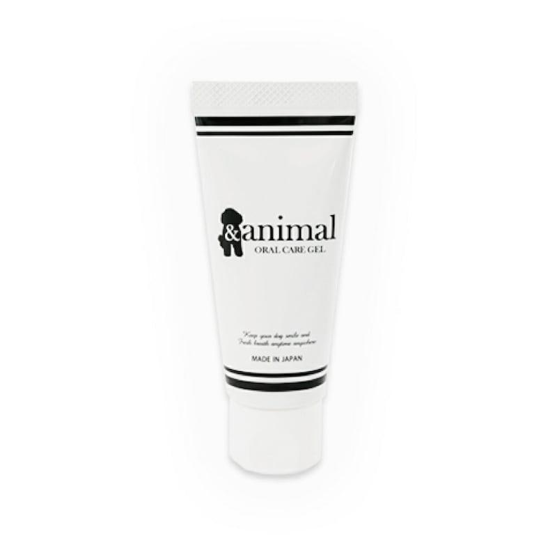 &animal(アンドアニマル),犬用歯磨きジェル