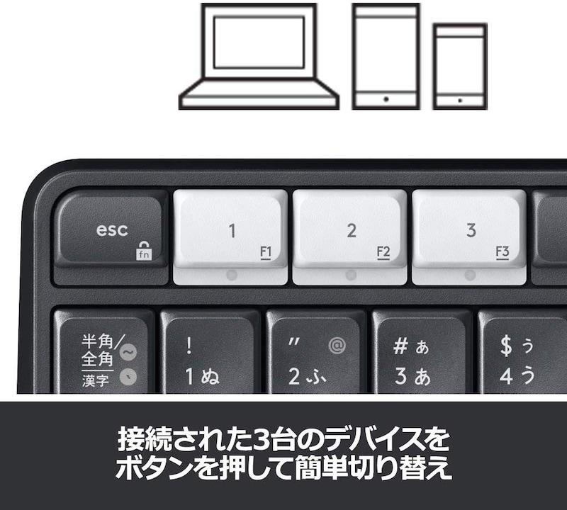 Logicool (ロジクール),K370s ワイヤレス キーボード,K370s