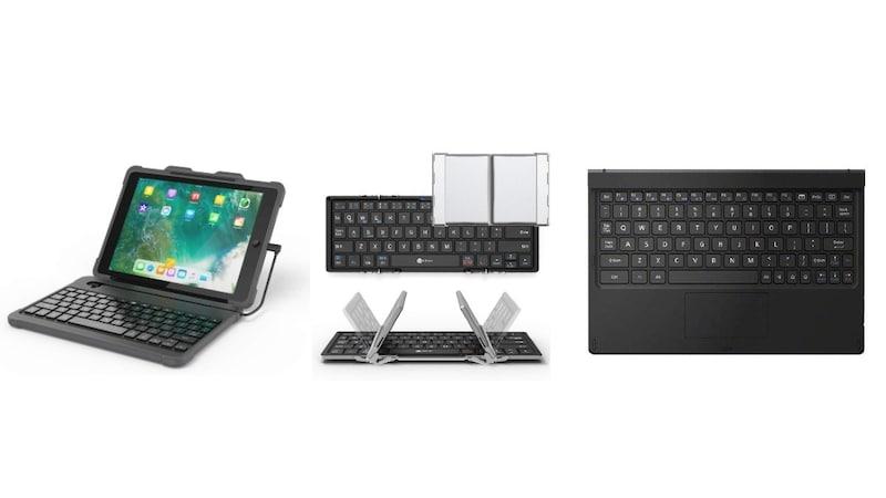 【2021最新】タブレット用キーボードのおすすめ16選|カバー・ケース付きは持ち運びに便利!