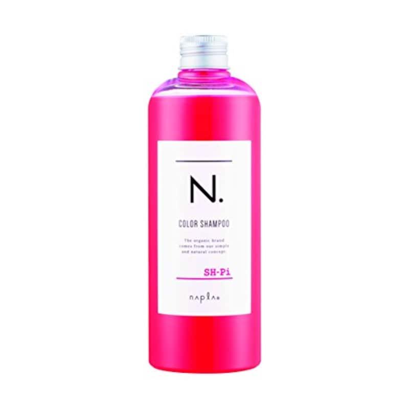 ナプラ,N. エヌドット カラーシャンプー Pi ピンク