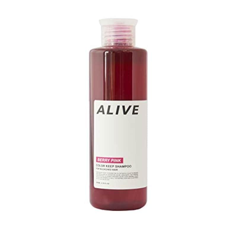 ALIVE (アライブ),カラーシャンプー 極濃ベリーピンクシャンプー