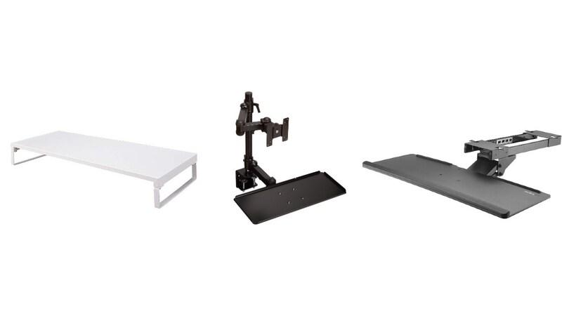 キーボードトレイのおすすめ13選|スライド式やクランプ式は後付け簡単