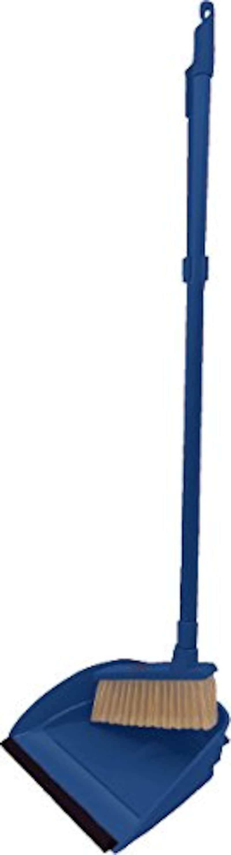 丸和貿易,ホコア ロングダストパンセット(ネイビー),400830903