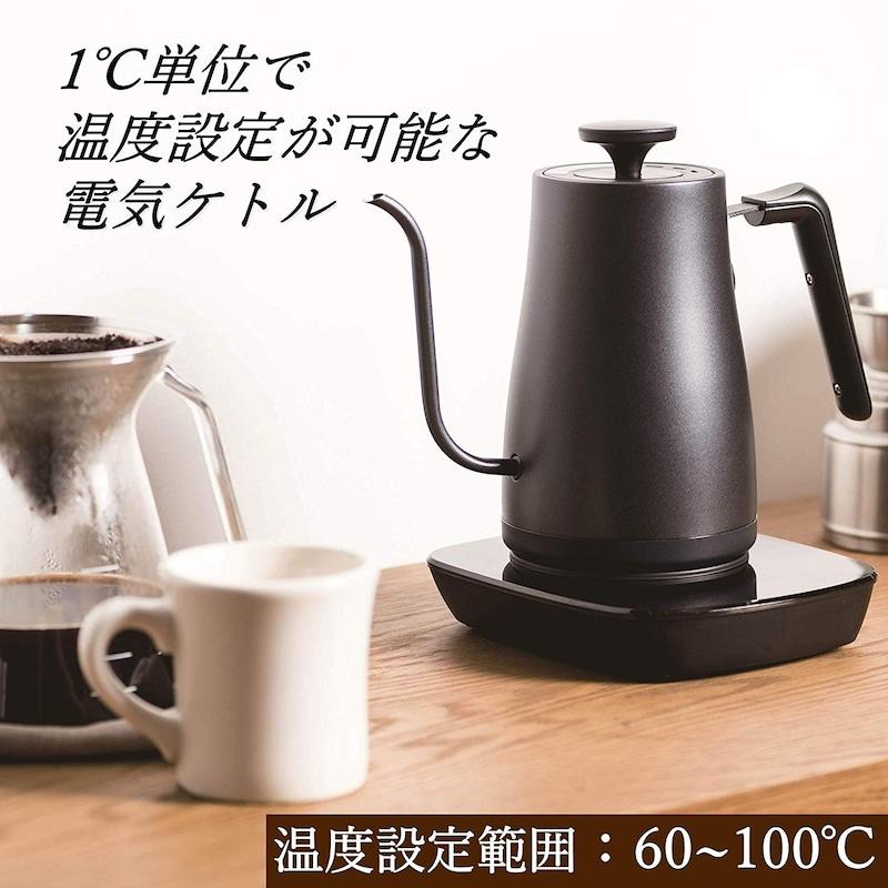 山善(YAMAZEN),電気ケトル,YKG-C800