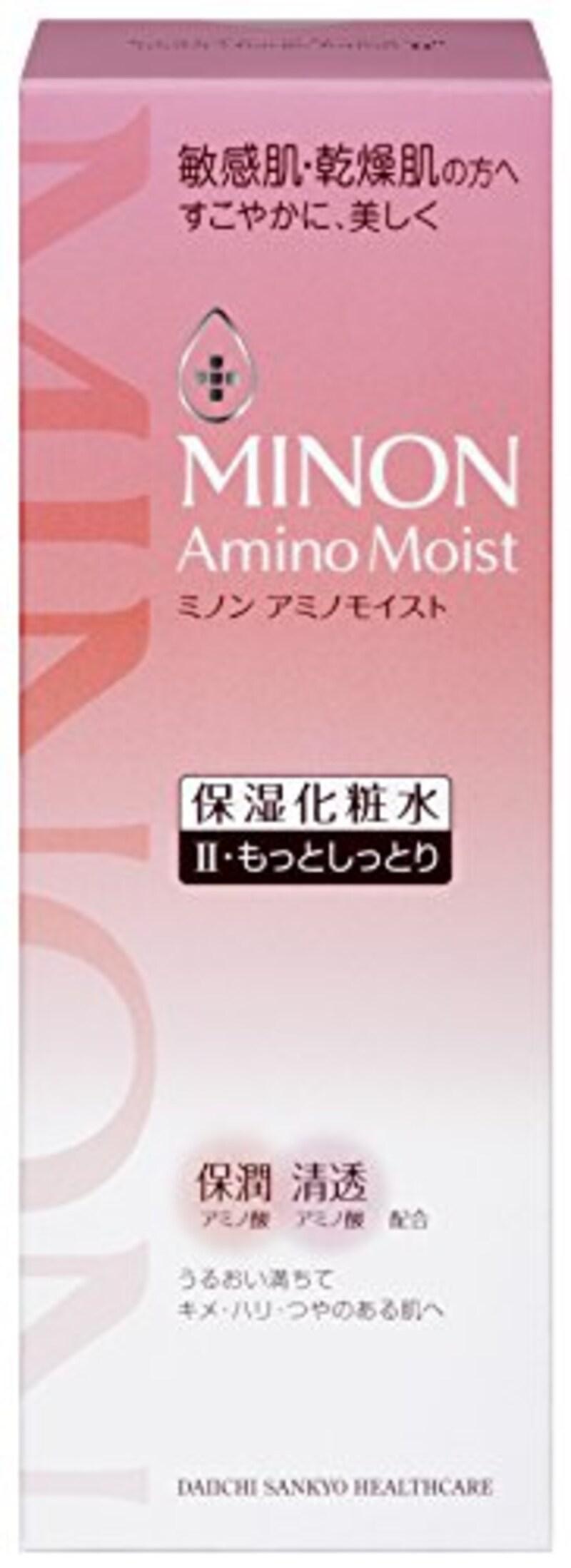 ミノン,アミノモイスト モイストチャージ ローションII