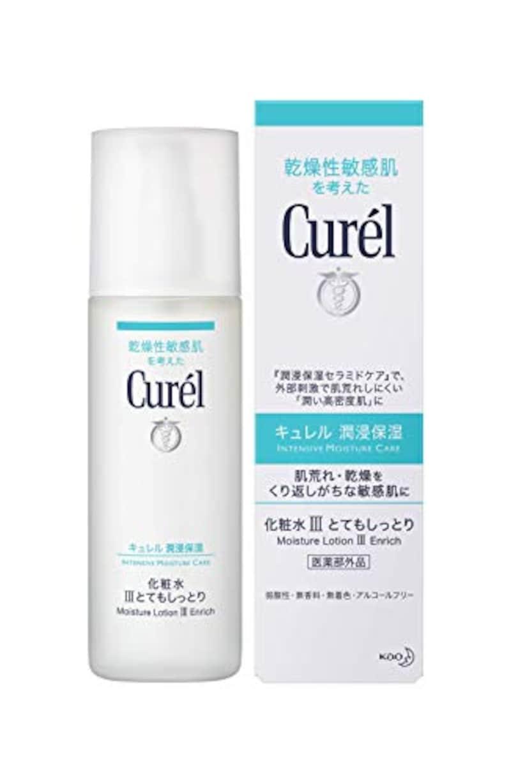 キュレル,化粧水 III (とてもしっとり)