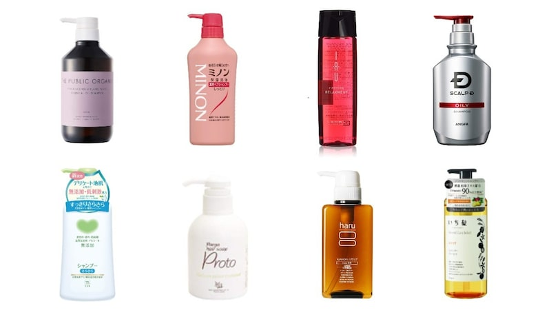【2020】アミノ酸シャンプーおすすめ人気ランキング15選|メンズ向けのものやいち髪、ミノンなどのコスパがいいものも紹介!