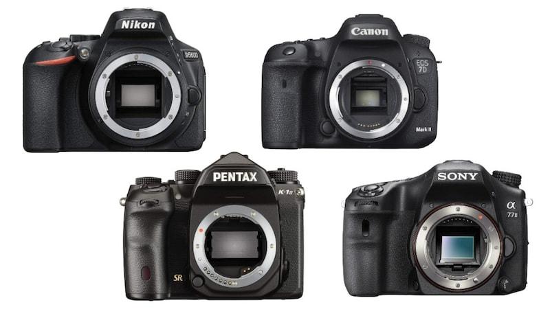 デジタル一眼レフカメラのおすすめ人気機種&レンズ31選|初心者におすすめのモデルも!