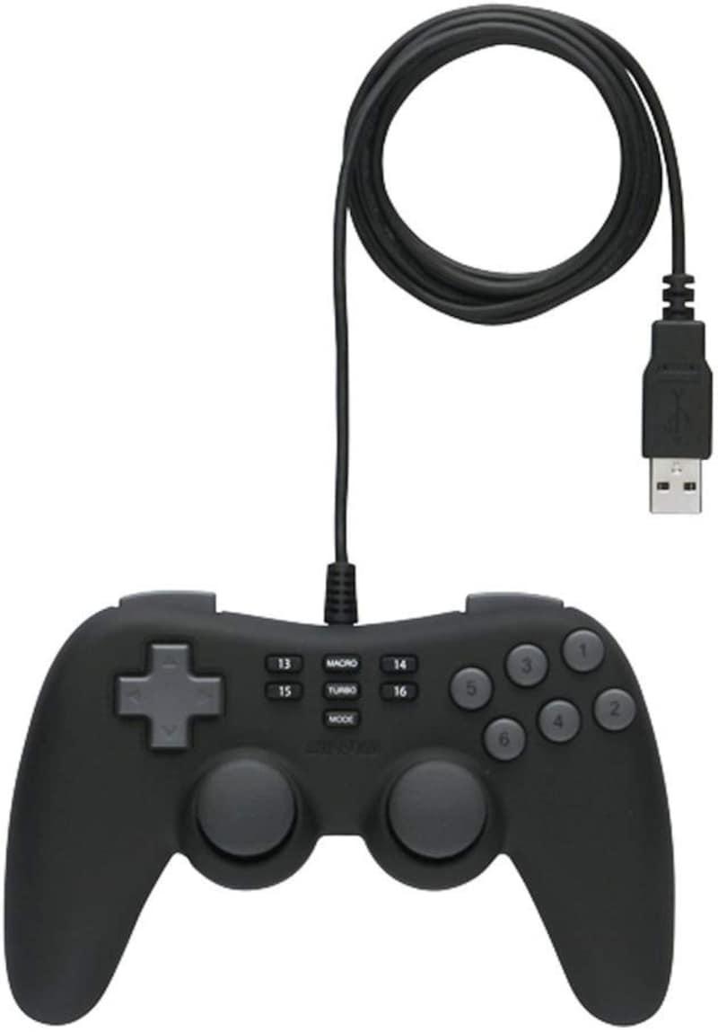 バッファロー, USBゲームパッド,BSGP1601BK