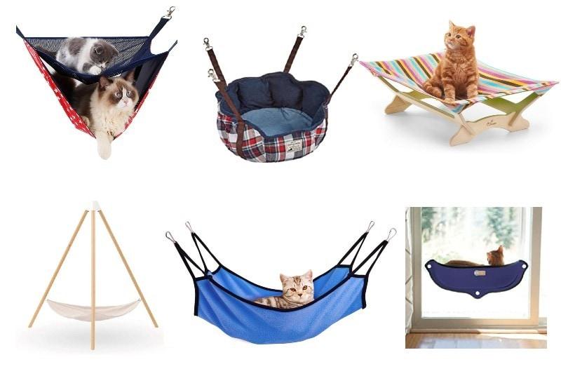 猫用ハンモックのおすすめ12選|窓やケージに設置するタイプやおしゃれな置き型も紹介