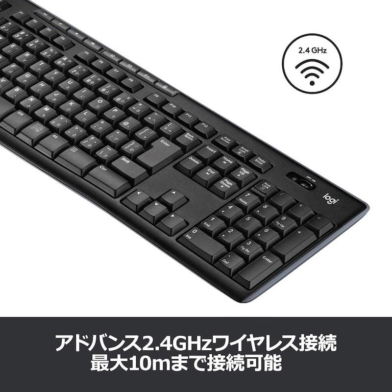 Logicool(ロジクール),ワイヤレスキーボード,K20