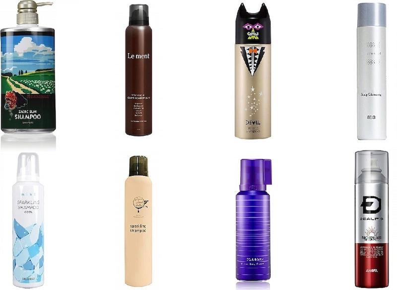 炭酸シャンプーおすすめ人気ランキング15選と効果的な使い方|人気の「ミルボン」や「ルメント」、メンズ向けも紹介!薄毛でお悩みの方にも