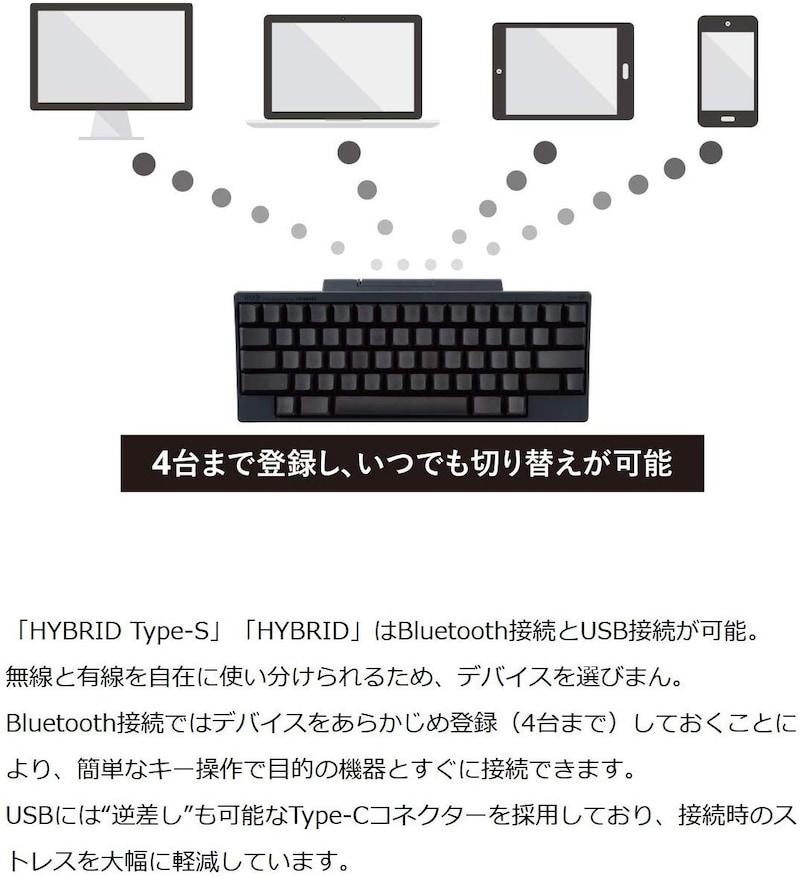 PFU,HHKB Professional HYBRID ,PD-KB800B