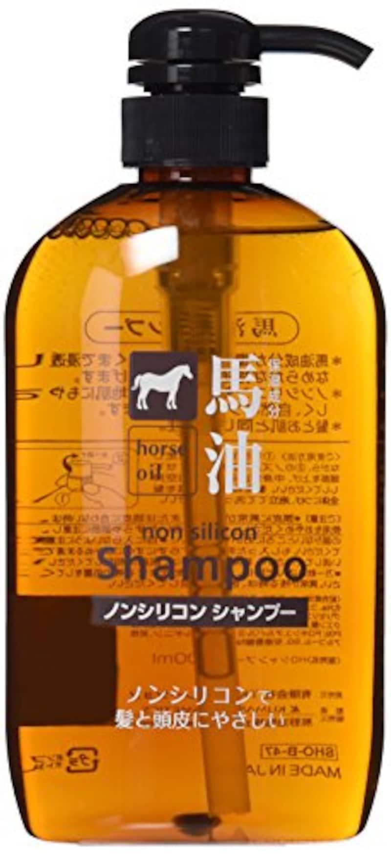 熊野油脂,馬油シャンプー