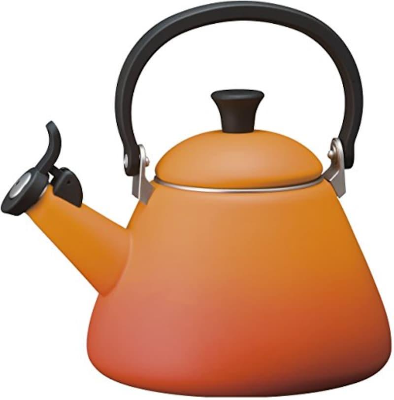 ル・クルーゼ(Le Creuset),ケトル・コーン(オレンジ),920002-00-09