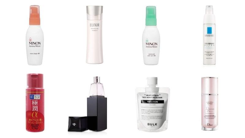 乳液のおすすめ人気ランキング30選と使い方|プチプラ品からブランドまで徹底比較!毛穴やニキビ、美白対策に効果的な成分は?