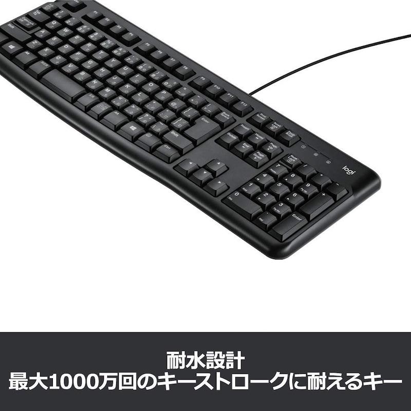 Logicool(ロジクール),キーボード,K120