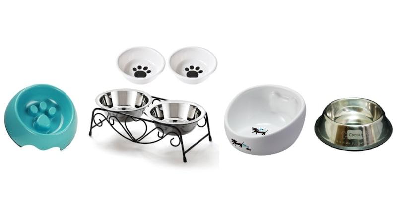 犬用餌入れおすすめ15選 可愛い陶器やおしゃれな早食い防止食器が人気!