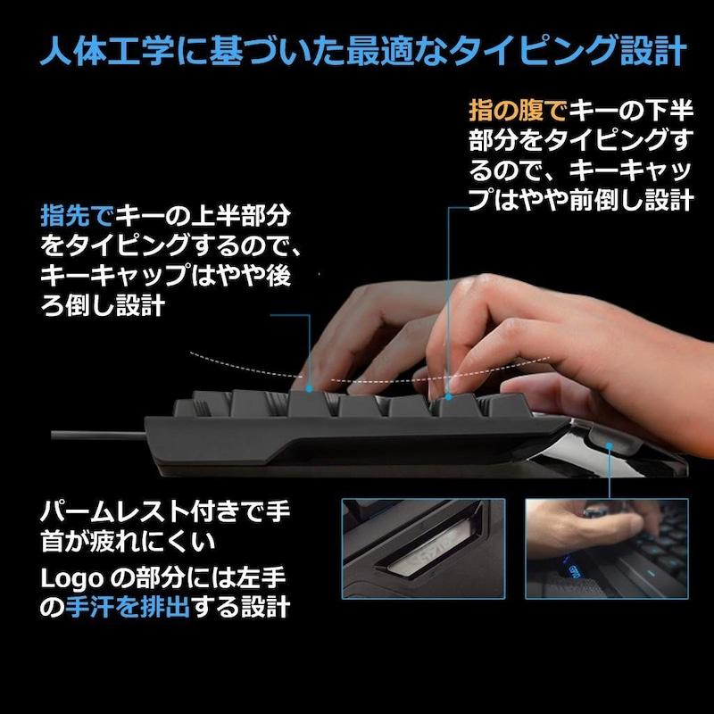 LogicoolG(ロジクールG),ゲーミングキーボード,G910r