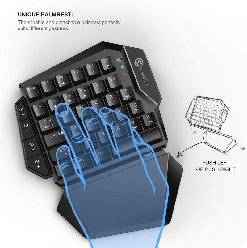 GameSir,ゲーミングキーボード&マウス