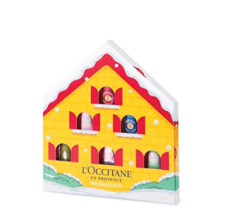 L'OCCITANE,ハンドクリーム GIFT FOR YOU,JPOCVKIW00262