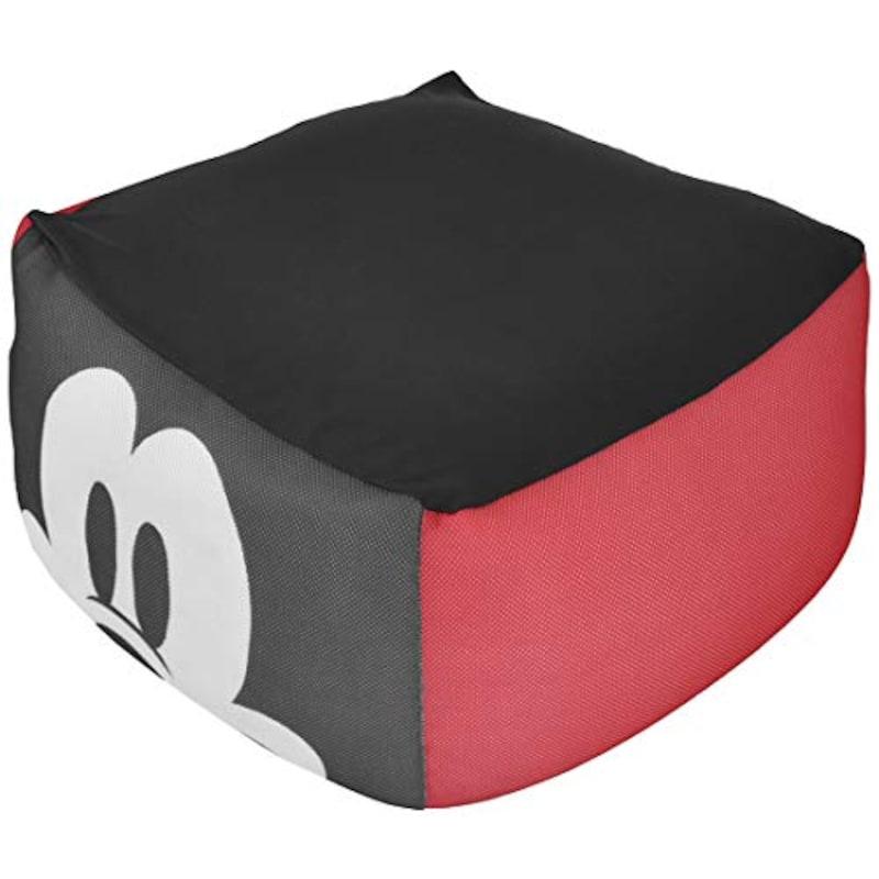 タンスのゲン,ビーズクッション ミッキーマウス,66963