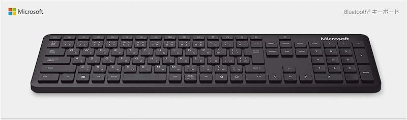 Microsoft(マイクロソフト),Bluetoothキーボード,QSZ-00019
