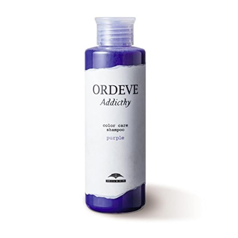 ORDEVE(オルディーブ),ミルボン アディクシー カラーケア シャンプー パープル