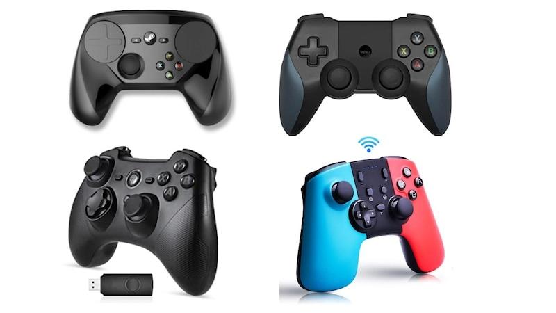 Steamコントローラーおすすめランキング12選|PS4やXbox用に注目!設定方法も紹介!