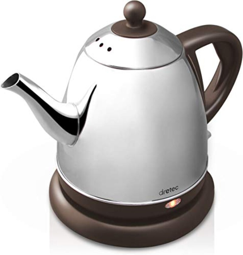 dretec(ドリテック),コーヒー ドリップ ポット,PO-115BRDI