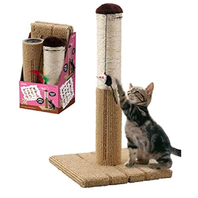 マルカン,どこでもツメとぎタワーS 猫用,CT-265