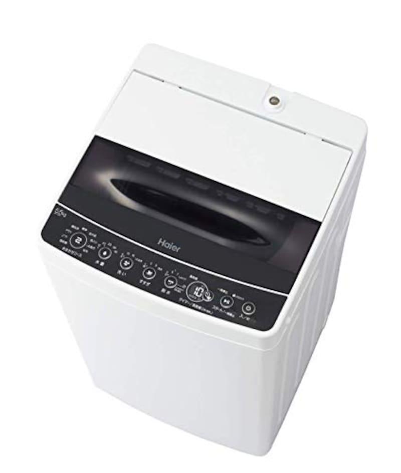 Haier(ハイアール),全自動洗濯機 5.5kg,JW-C55D-K
