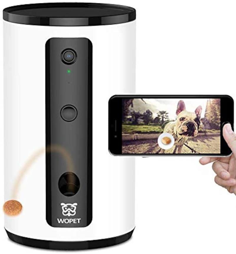 WOpet,自動給餌器ドッグカメラ,D-01