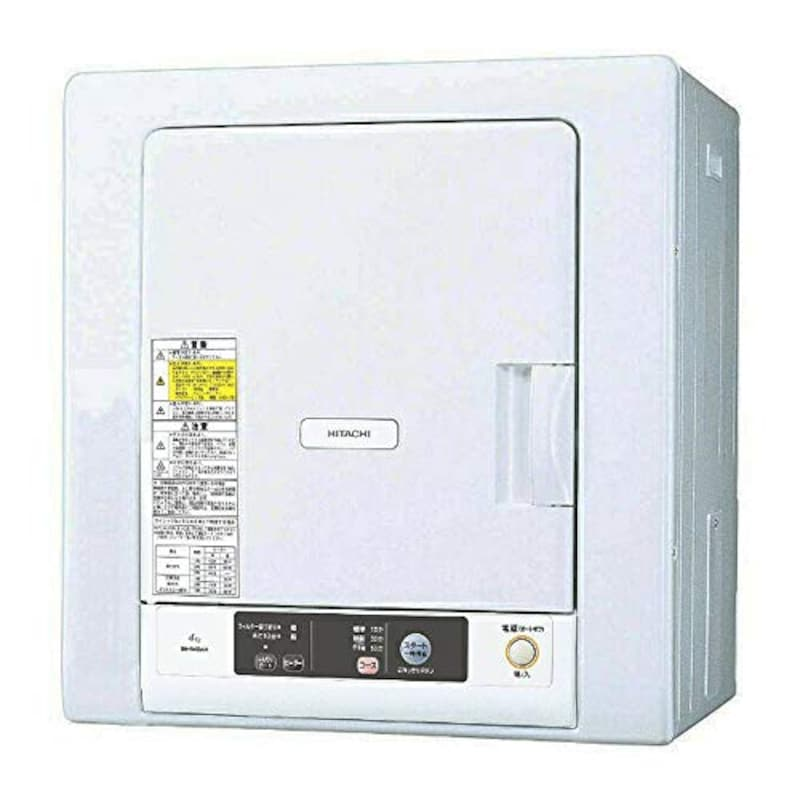 日立,衣類乾燥機,DE-N40WX-W