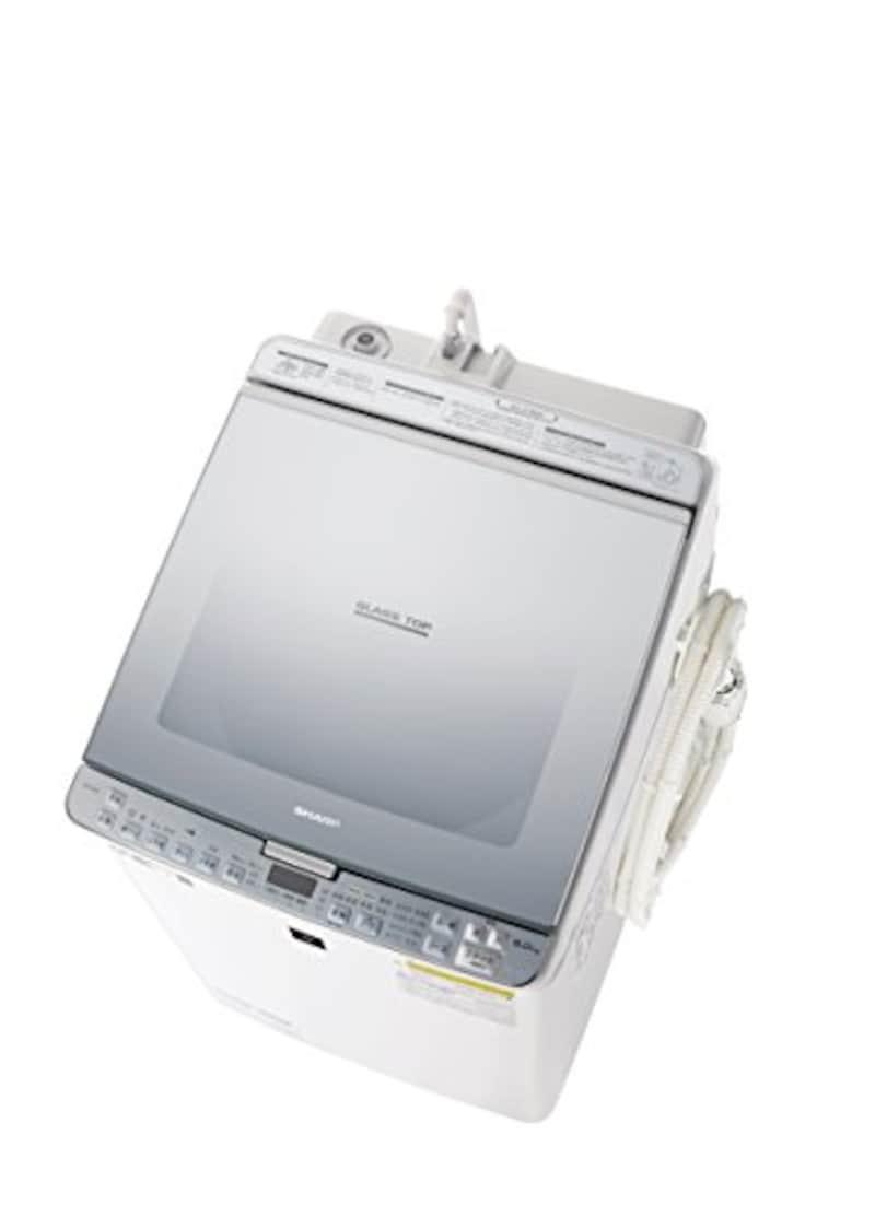 SHARP(シャープ),縦型洗濯乾燥機,ES-PX8C-S