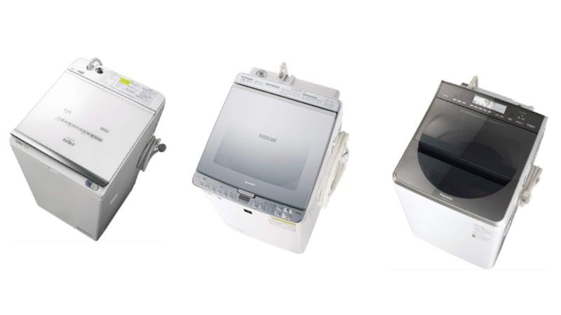 【2021年】縦型洗濯機のおすすめランキング13選|人気メーカーに注目!賢い選び方も解説