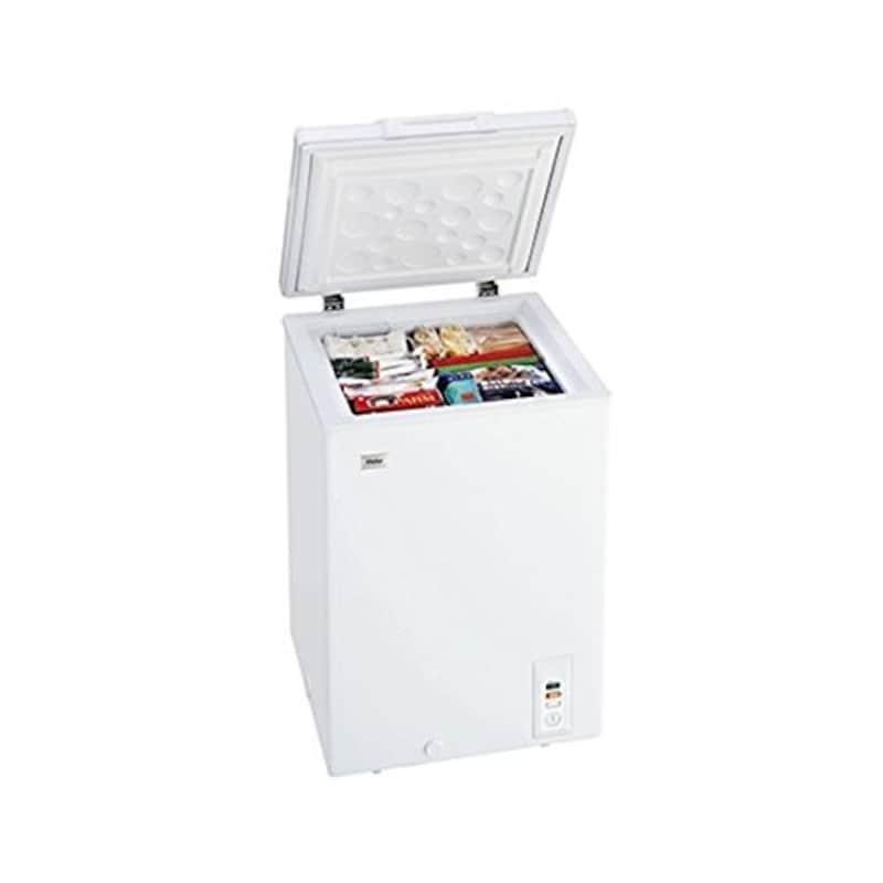 Haier(ハイアール) ,上開き式冷凍庫,JF-NC103F