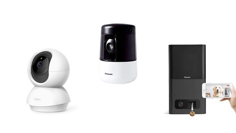 【2021年最新】ペットカメラおすすめランキング10選|アプリと連携できる人気商品を比較!