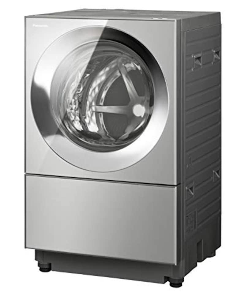 Panasonic(パナソニック),ななめドラム洗濯乾燥機 Cuble(キューブル) 10kg 右開き,NA-VG2400R-X