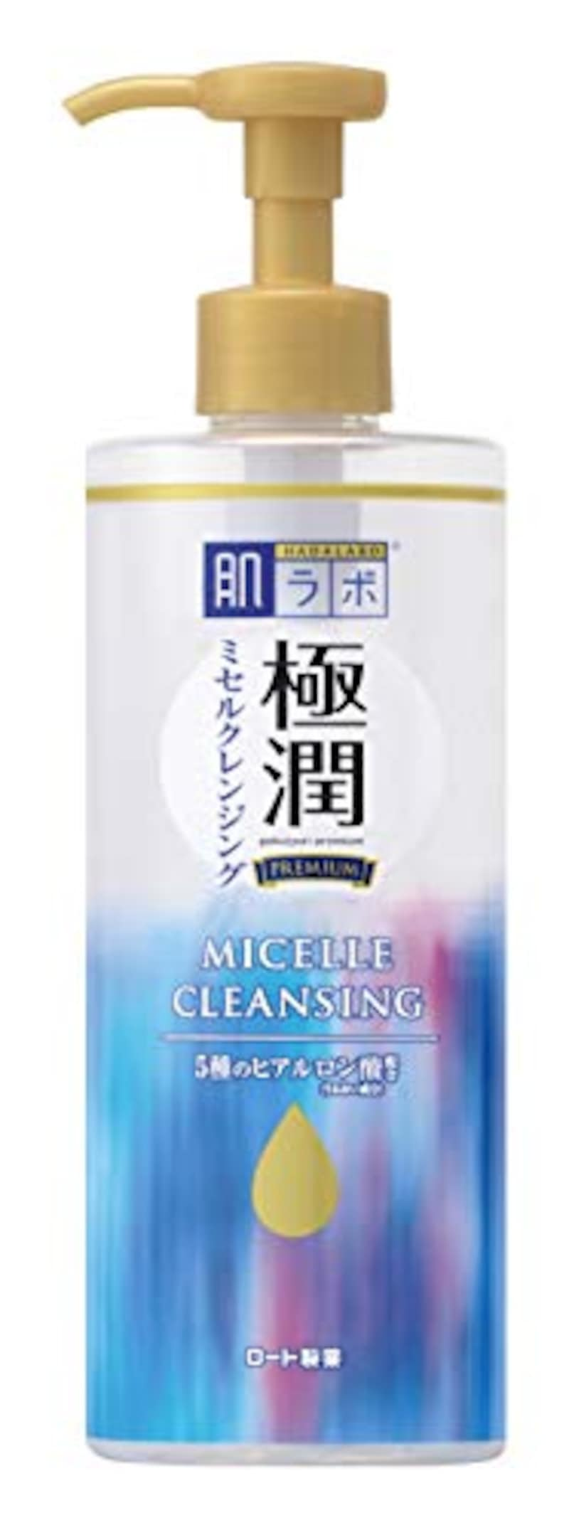 肌ラボ,極潤プレミアム クレンジングヒアルロン酸化粧水,4987241160334