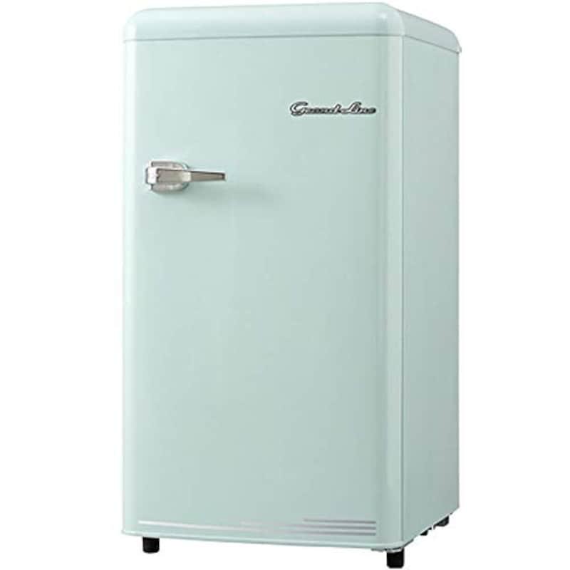 Grand-Line(グランドライン),家庭用レトロ冷凍庫,ARE-F60LG