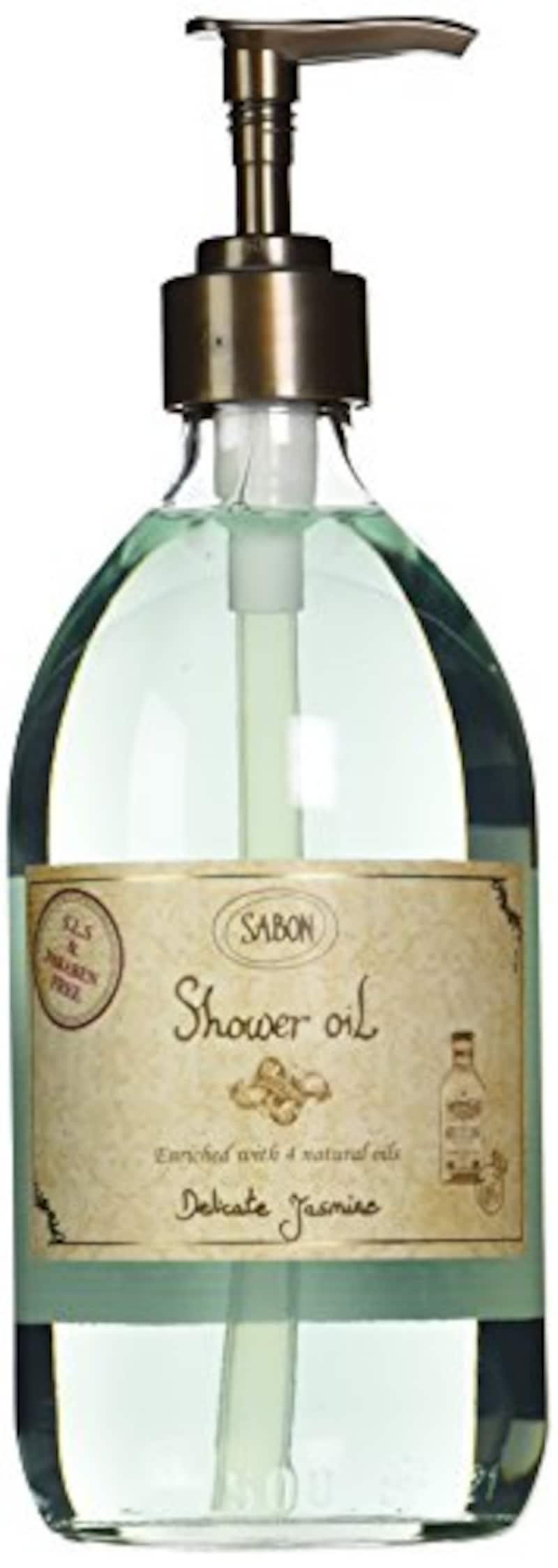 SABON(サボン),シャワーオイルデリケートジャスミン