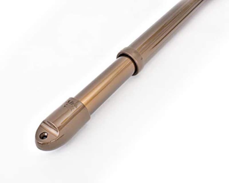 豊臣金属株式会社,伸縮 物干し竿(ブロンズ)