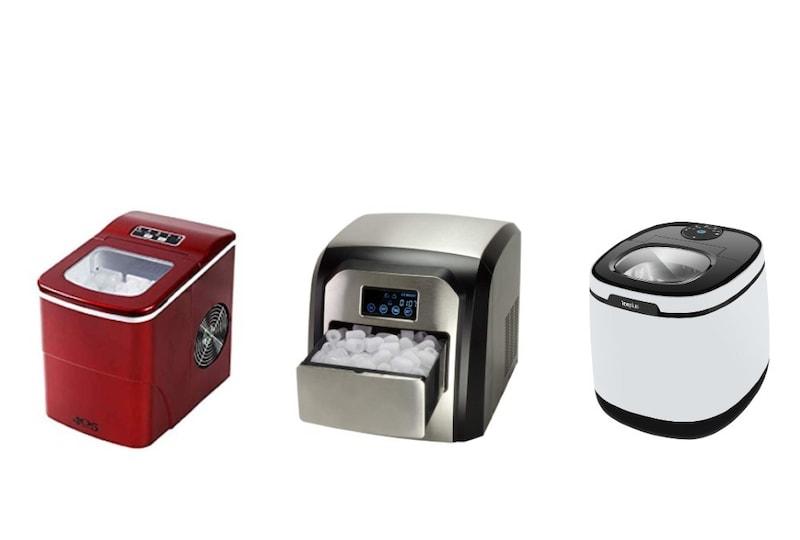家庭用製氷機おすすめ人気ランキング10選|使い方は難しい?透明な氷を高速で作る!