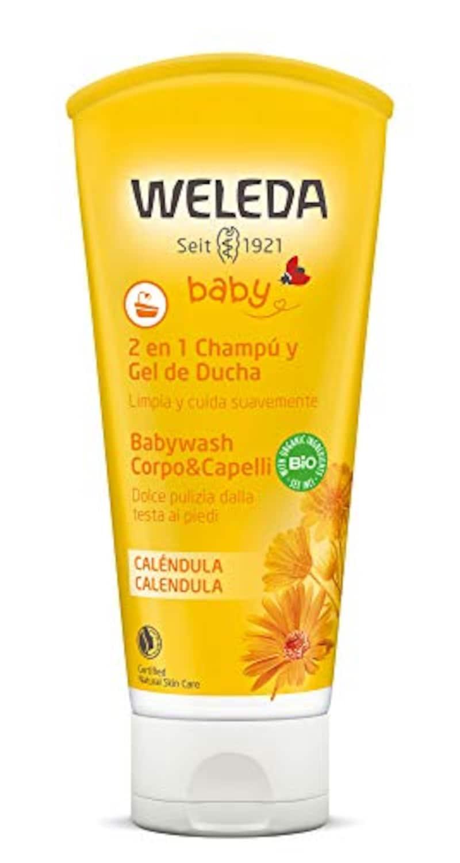 WELEDA(ヴェレダ),カレンドラ ベビーウォッシュ&シャンプー,WEL0100010