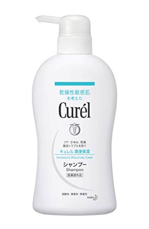 キュレル ,【医薬部外品】シャンプー ポンプ,4901301276070