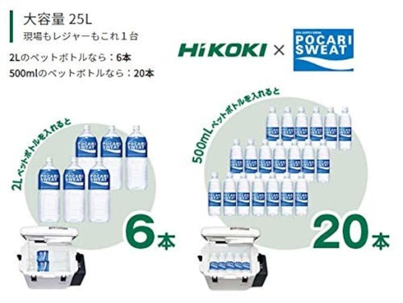 HiKOKI(ハイコーキ),コードレス冷温庫,UL18DA(XM)
