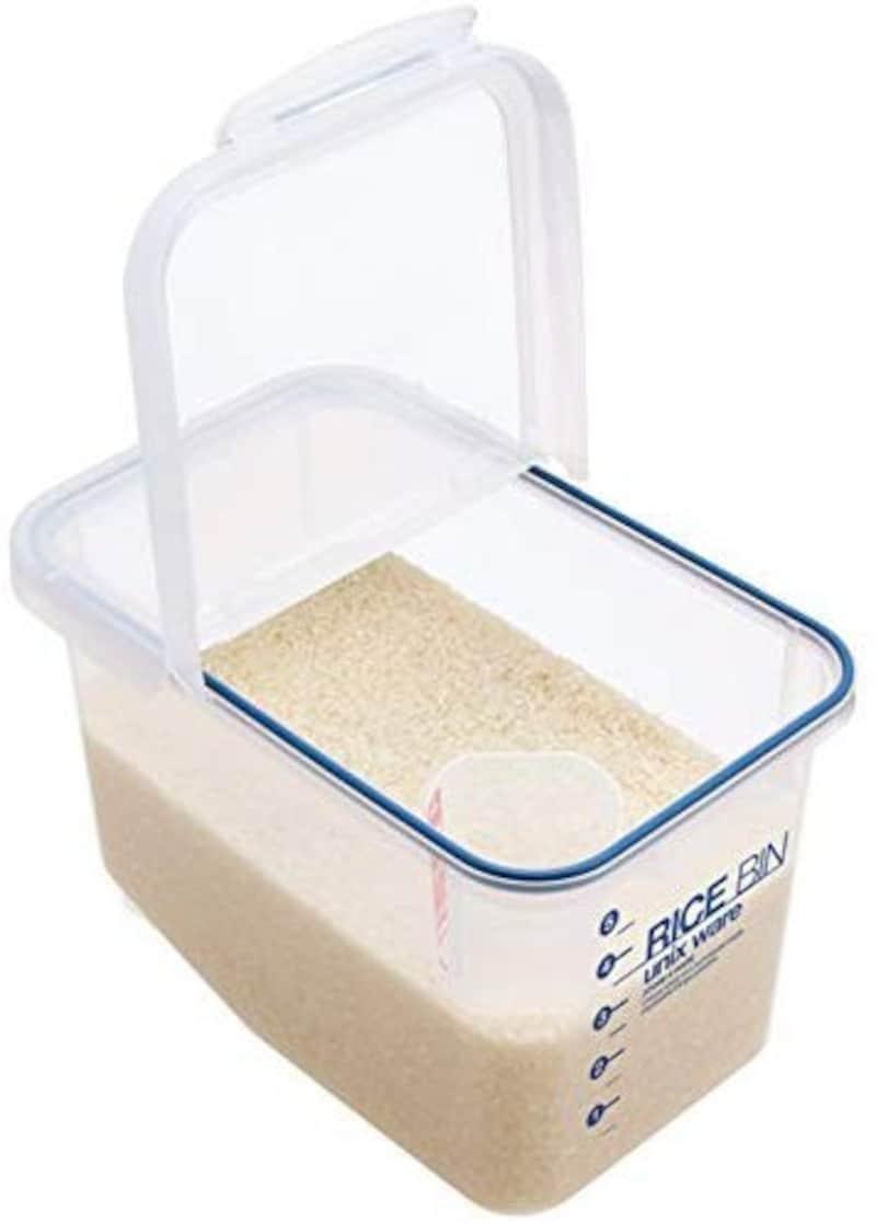 アスベル, 密閉米びつ パッキン付 6kg